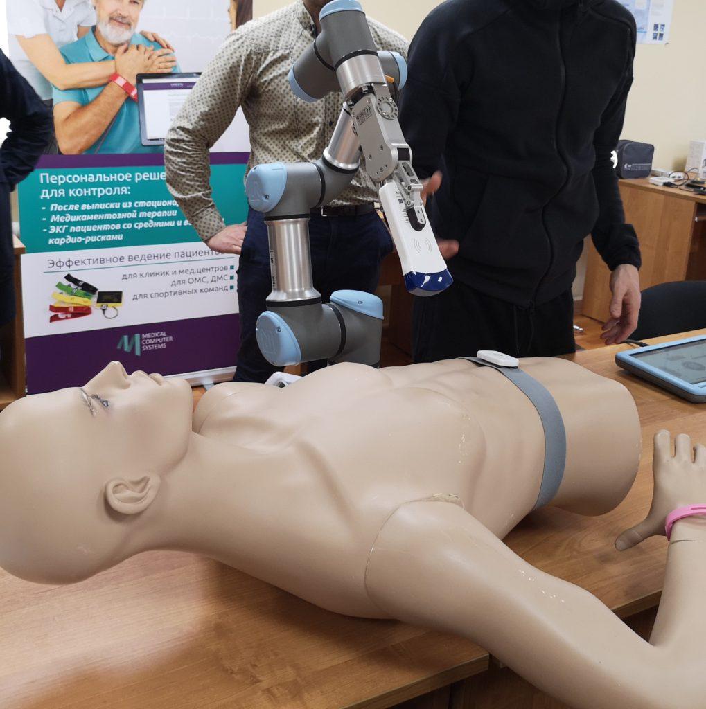 Ученые Сеченовского университета проверили возможности роботизированного УЗИ.